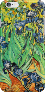 Irises, Vincent van Gogh by naturematters