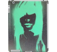 Shady Lady #6 iPad Case/Skin