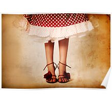 In my mother's shoes Poster