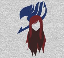 Erza Scarlet One Piece - Short Sleeve