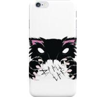 Black Cat iPhone Case/Skin
