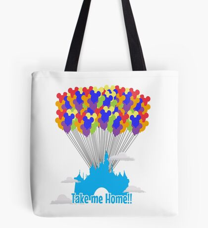 Take me Home!! Tote Bag