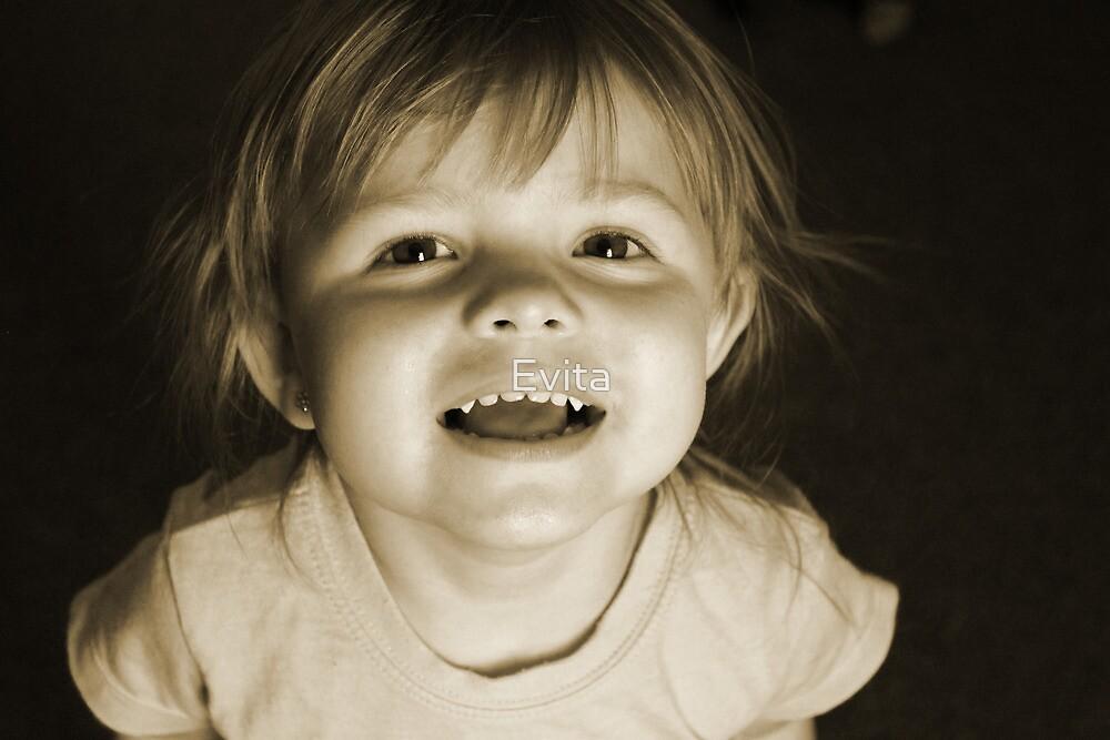 Little Girl ......Feeling Happy by Evita