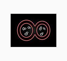 Infinity Symbol - Red Optic Unisex T-Shirt