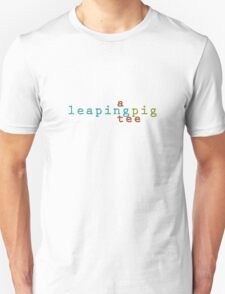 A LeapingPig Tee T-Shirt