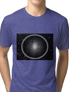Infinity Behind My Eyelids I Tri-blend T-Shirt