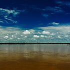 The Mekong by ianclavis