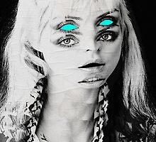 Blue eyes by mrsaraneae