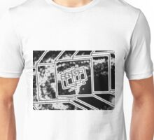 Cube Mirror - Water Unisex T-Shirt