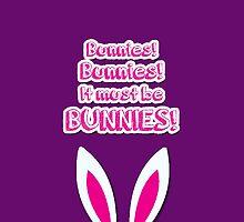 It must be bunnies! by fashprints