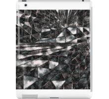 Elevating Cube - Ice Mirror iPad Case/Skin