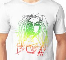 Rasta Marley Unisex T-Shirt