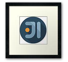 jetbrains Framed Print