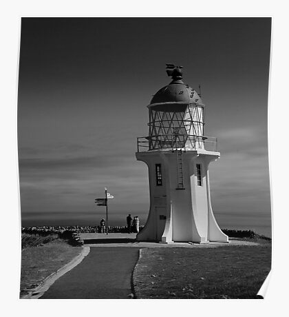 Cape Reinga LightHouse 2 Poster