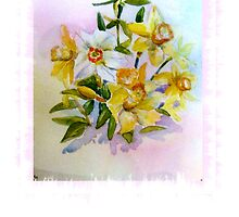 New dawn/Greeting card by Shoshonan