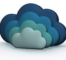 Blue Clouds by Atanas Bozhikov NASKO