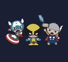 Best 3Heroes Kids Clothes