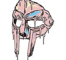 MF Doom by steve bruke