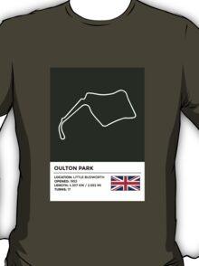 Oulton Park - v2 T-Shirt
