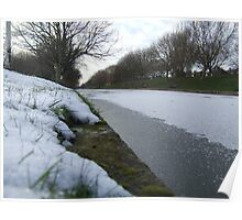 hythe canal Poster