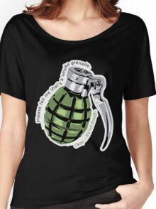 Archer - Smoke Grenade Women's Relaxed Fit T-Shirt