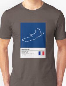 Pau Circuit - v2 T-Shirt
