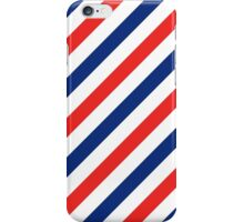 Barber Stripes iPhone Case/Skin