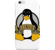 Arrogant Linux Elitist iPhone Case/Skin