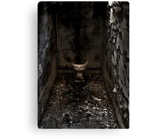 Dark Bowel Syndrome Canvas Print