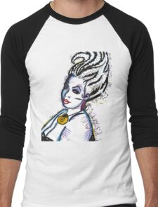 Ursula the Sea Witch Men's Baseball ¾ T-Shirt
