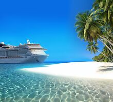 Caribbean Cruise by Atanas Bozhikov