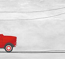Red Car by jripleyfagence