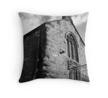 Chester Church Throw Pillow