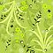 * green garden pattern * by franzi
