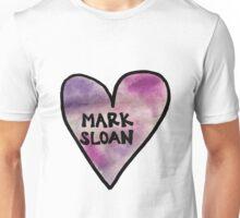I Heart Mark Sloan - Grey's Anatomy Unisex T-Shirt