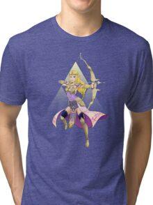Hylian Warrior Tri-blend T-Shirt