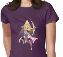 Hylian Warrior Womens Fitted T-Shirt