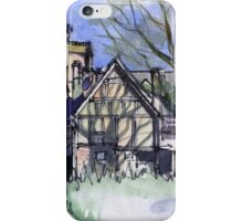 Newport, Shropshire iPhone Case/Skin