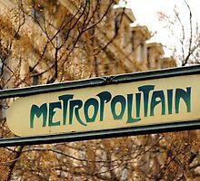 Metropolitain by melissad