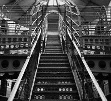 Kilmainham Jail by clivester