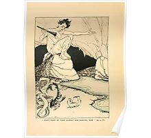 The Land of Enchantment by Arthur Rackham 0008 I Want None of Your Leaping and Dancing Poster