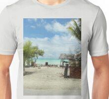 a beautiful Kiribati landscape Unisex T-Shirt