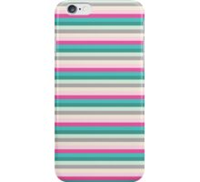 Abstract Colorful Stripes Pattern iPhone Case/Skin