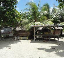 an amazing Kiribati landscape by beautifulscenes
