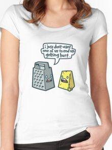 Martin & Simon Women's Fitted Scoop T-Shirt