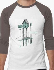 House, Home Men's Baseball ¾ T-Shirt