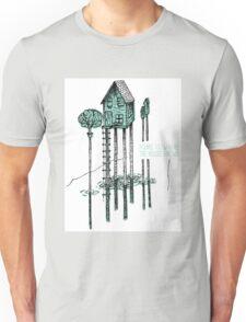 House, Home Unisex T-Shirt
