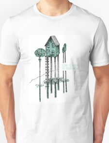 House, Home Unisex T-Shirt