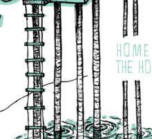 House, Home Sticker