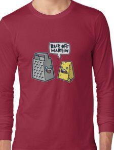 Back Off Martin! Long Sleeve T-Shirt